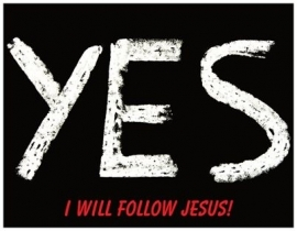 Belijdenis, Yes