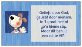 [Giftcards] VIP hondje