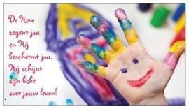 [Giftcards] De Here zegent jou (hand)