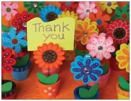 Thank You! Ik dank God voor mensen zoals jij