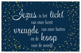 [Giftcard] Jezus is het licht