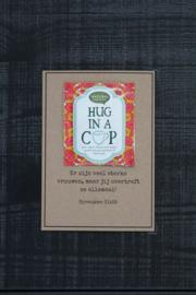 Theekaarten - Hug in a Cup