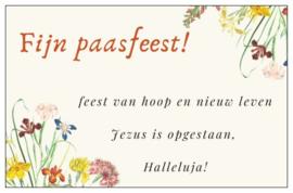 [Giftcards] Feest van hoop en nieuw leven