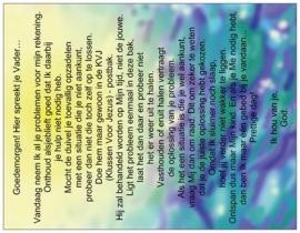 Spiritcard op maat voorbeeld