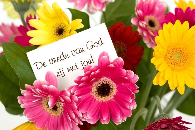 Merci De vrede van God