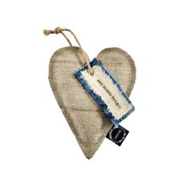 Hart `Een stoere bengel`
