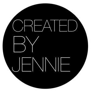 Created by Jennie