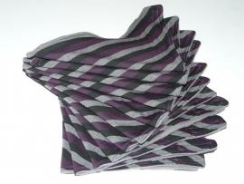Levering sjaaltjes/ doekjes voor Hysop.be