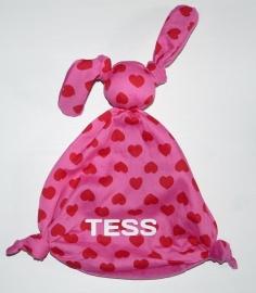 Meesleepbeest voor Tess