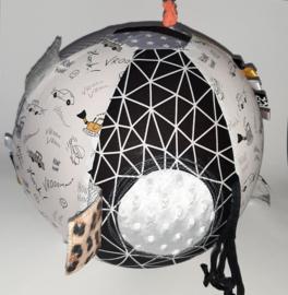 Ballonhoes XL auto/ oker