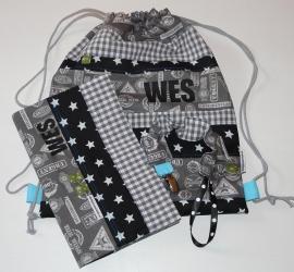 Kraamcadeau voor Wes