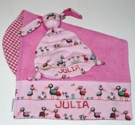 Slab XL en meesleepbeest voor Julia