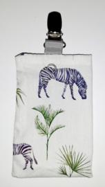 Sonde-zakje zebra's