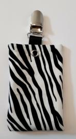 Sonde-zakje streep zebra
