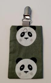 Sonde-zakje panda oudgroen