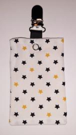 Sonde-zakje ster geel