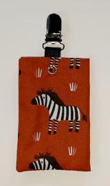 Sonde-zakje zebra