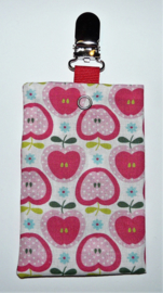 Sonde-zakje appel roze
