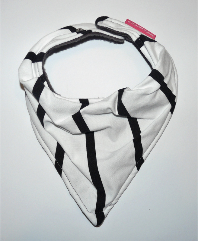 Sjaaltje streep ( roze label)