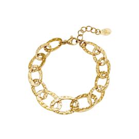 Armband lauren - goud