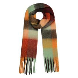Check sjaal