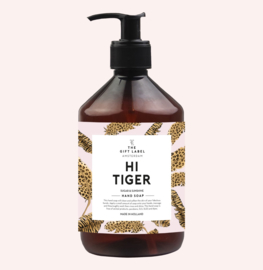 HANDSOAP - HI TIGER