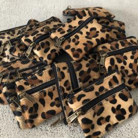 PURSE  leopard