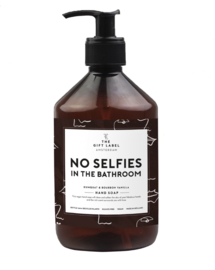 HANDSOAP - NO SELFIES
