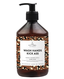 HANDSOAP - WASH HANDS