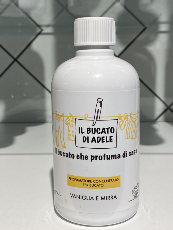 IL BUCATO DI ADELE - VAGNILIA E MIRRA 500 ml
