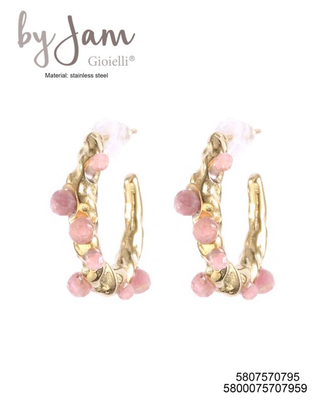 Ringetjes roze