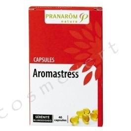 Aromastress soft gelcapsules 30 stuks Merk: Pranarom