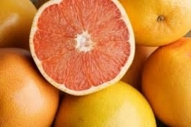 Grapefruit (Pompelmoes) BIO 5 ml