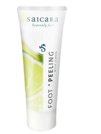 Saicara Voet Peeling - tube 100 ml