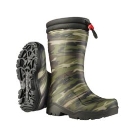Dunlop kinderlaars Blizzard Camouflage