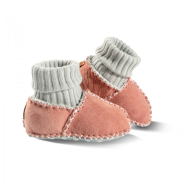 Fellhof baby slofje Balu Leder ABS - Roze