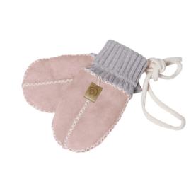 Fellhof baby wantje Balu Leder ABS - Roze