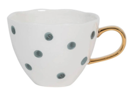 GOODMORNING CUP SMALL DOTS