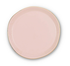 GOODMORNING PLATE ROZE