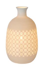 Tafellampje Wit