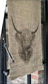 shabby doek buffel