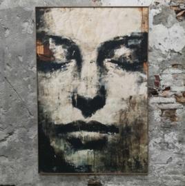 Canvas lijst Face 1