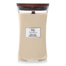 Woodwick Vanilla Bean [groot]