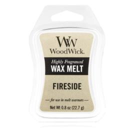 Woodwick Wax Melt Fireside