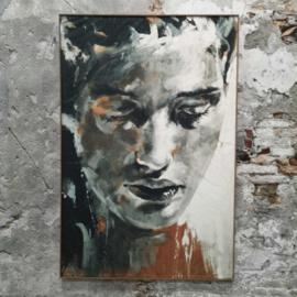 Canvas lijst Face 2