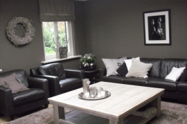 Restyling woonkamer