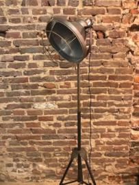 Industriële Vloerlamp