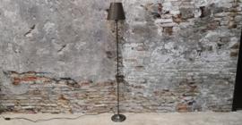 Vloerlamp Metalen Kap