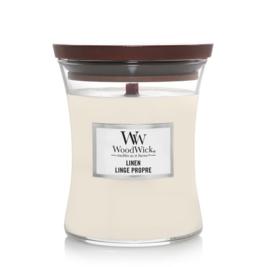 Woodwick Linen [middel]