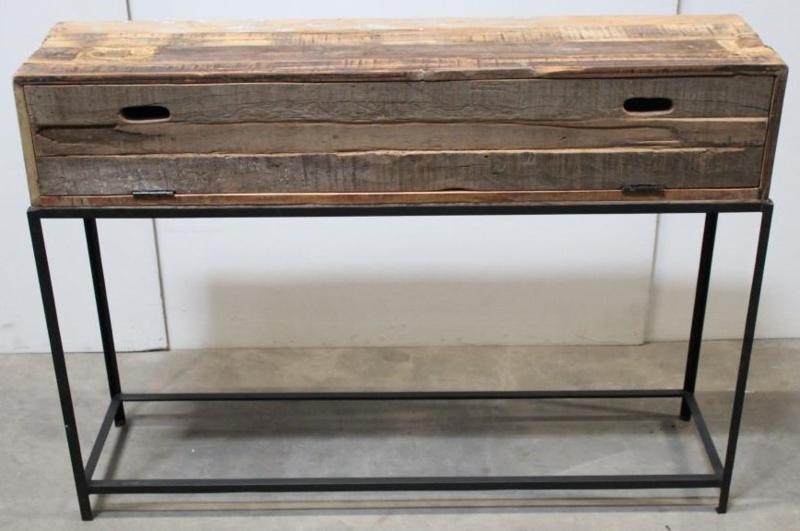 Sidetable Truckwood